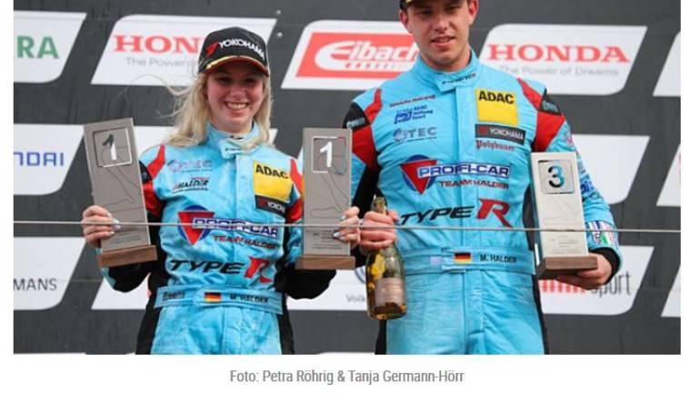 Motorsport XL TCR Germany Doppelpodium