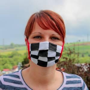 Maske Racing Style